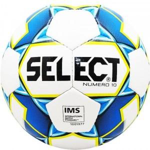 Футбольный мяч SELECT NUMERO 10