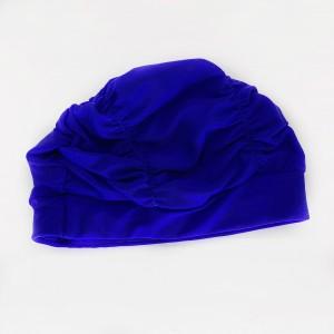 Шапочка для плавания текстильная